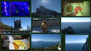 Gibraltar collage